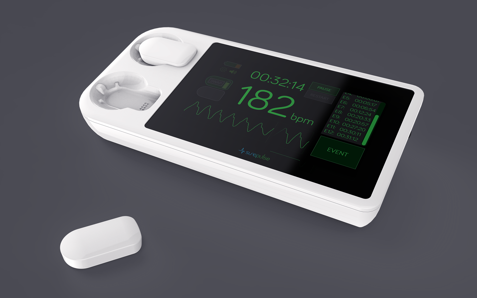 SurePulse - Baby Heart Rate Monitor Product